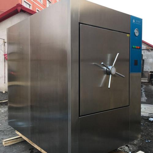 YXQ.M-800(S)型 脉动真空压力蒸汽灭菌器